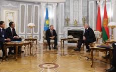 Meeting with Alexander Lukashenko, President of the Republic of Belarus
