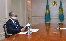 The President held meetings with members of the National Council of Public Trust