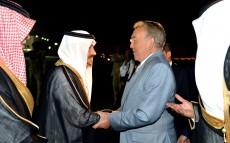 Қазақстан Президенті Сауд Арабиясы Корольдігіне ресми сапармен келді