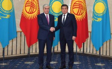 Kassym-Jomart Tokayev and Sooronbay Jeenbekov held talks in a narrow format