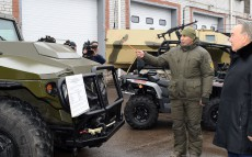 "Nursultan Nazarbayev visited the military base of Special Forces ""Arystan"""