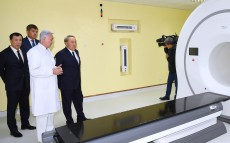 Visit to Tomotherapy and Nuclear Medicine Centre
