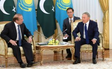 Meeting with Nawaz Sharif, Prime Minister of the Islamic Republic of Pakistan